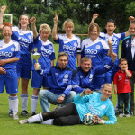 BC Erlbach Damen 2014/15