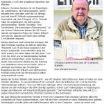 "Christian ""Saddi"" Sandner - 66 Jahre (Artikel 2014 - Freie Presse)"