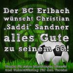 """Christian """"Saddi"""" Sandner - 66 Jahre"""