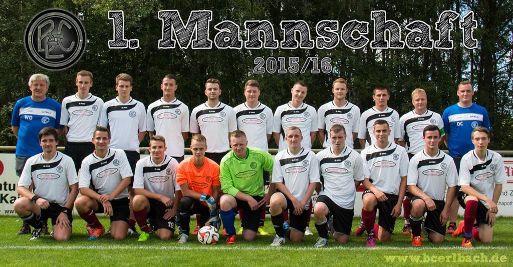 BCE 1. Mannschaft 2015/16